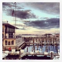 Photo taken at Annapolis Yacht Club by Douglas A. on 1/9/2013