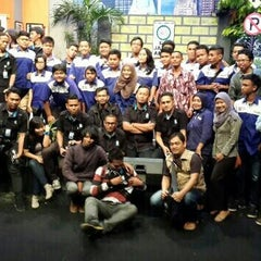Photo taken at Institut Bisnis Nusantara (IBN) by Phypin M. on 11/11/2013