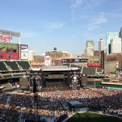 Photo taken at Target Field by Natalie F. on 7/12/2013
