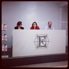 Photo taken at Libreria Excellence by Marta E. on 1/10/2014