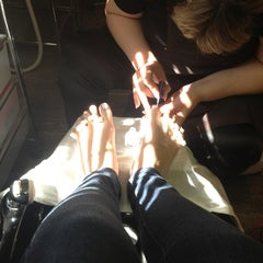 Photo taken at Express Nails by Nadin N. on 5/25/2013