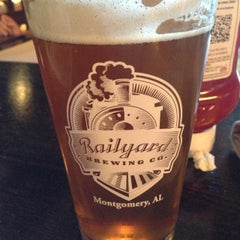 Photo taken at Railyard Brewing Co. by Michael S. on 8/23/2013