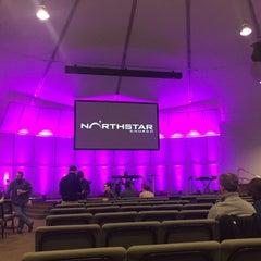 Photo taken at NorthStar Church by Kristen J. on 1/25/2015