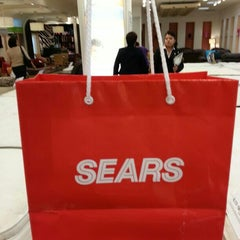 Photo taken at Sears by Fulano D. on 4/26/2013