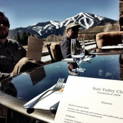 Photo taken at Sun Valley Club & Golf Course by Adelaide M. on 7/18/2014