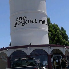 Photo taken at Yogurt Mill by kelly n. on 6/25/2013
