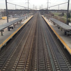 Photo taken at NJT - Hamilton Station (NEC) by Matthew T. on 12/1/2012