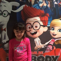 Photo taken at Cinema Gaviotas by Daniel T. on 3/1/2014