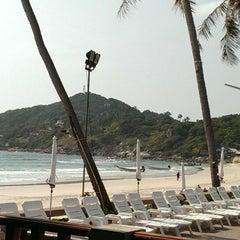Photo taken at Phangan Bayshore Resort by Tancka on 3/12/2015