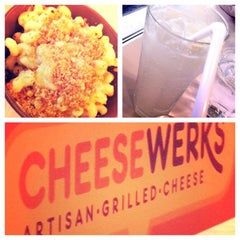 Photo taken at CHEESEWERKS by Nicole T. on 10/5/2012