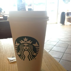 Photo taken at Starbucks by Aldo on 3/14/2013
