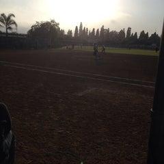 Photo taken at Tri Valley Softball Fields by Dan B. on 3/25/2014