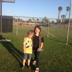 Photo taken at Tri Valley Softball Fields by Dan B. on 3/19/2014