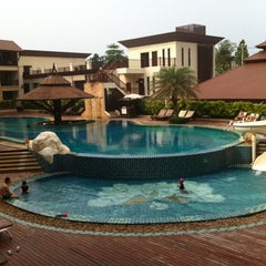 Photo taken at Kacha Resort & Spa by Somroj S. on 3/22/2014