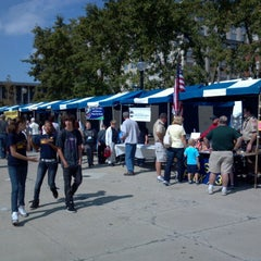 Photo taken at Downtown Springfield by Kendall B. on 9/29/2012