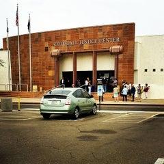 Photo taken at Scottsdale Municipal Court by Matthew O. on 9/10/2015
