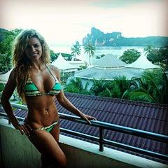 Photo taken at Phi Phi Hotel by Dana K. on 11/18/2014
