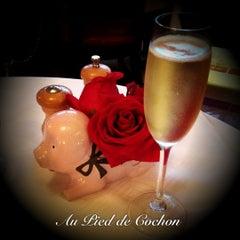 Photo taken at Au Pied de Cochon by Miguel S. on 9/30/2012