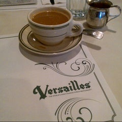 Photo taken at Versailles Restaurant by Ken B. on 1/6/2013