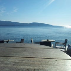 Photo taken at Moonlight Cafe Bar by Selcuk E. on 1/9/2013