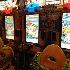Photo taken at Cross Fire Arcade by Rielz C. on 12/23/2012