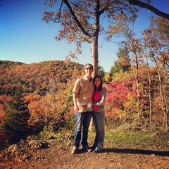 Photo taken at Greensfelder County Park by Craig L. on 10/20/2012