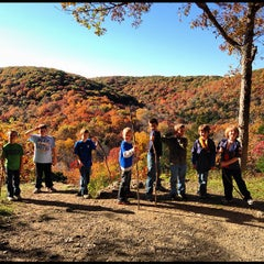 Photo taken at Greensfelder County Park by Craig L. on 10/20/2012