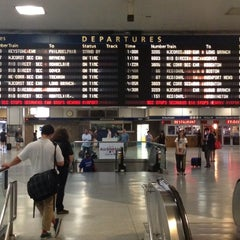 Photo taken at New York Penn Station by Jason M. on 7/18/2013