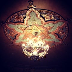 Photo taken at City Cinemas Village East by John J. on 12/27/2012