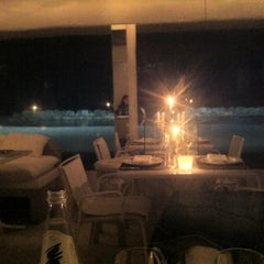 Photo taken at Riviera Mare Ristorante by Mario Sparacia on 10/3/2012
