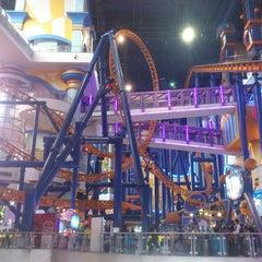 Photo taken at Berjaya Times Square Theme Park by Edoardo L. on 8/13/2013