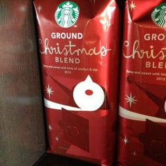 Photo taken at Starbucks by Marybeth C. on 12/15/2012