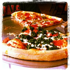 Photo taken at Sal's Pizza by Vicky E. on 9/15/2012