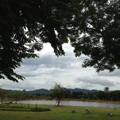 Photo taken at Mida Golf Club by Achisuka J. on 7/28/2013