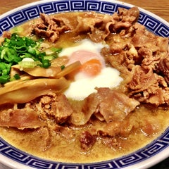 Photo taken at Ramen Champion by Catch Me If You Can on 7/8/2013