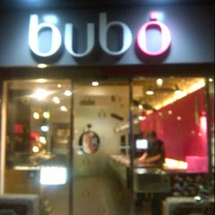 Photo taken at Bubo Bar by Nathalie C. on 11/8/2013