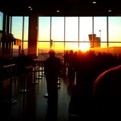 """Photo taken at Aeroporto di Orio al Serio """"Il Caravaggio"""" (BGY) by Marco G. on 2/14/2013"""
