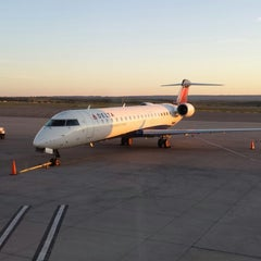 Photo taken at Billings Logan International Airport (BIL) by A Z. on 6/10/2013