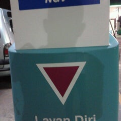 Photo taken at PETRONAS Station by Remy A. on 9/30/2012
