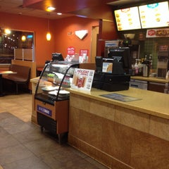 Photo taken at Jack in the Box by Theresa . on 12/20/2013