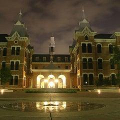 Photo taken at Baylor University by Becca T. on 7/8/2013