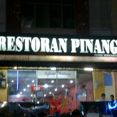 Photo taken at Restoran Pinang by Daniel A. on 1/23/2013