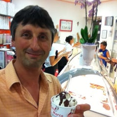 Photo taken at Gelato Marco by Paolo T. on 7/21/2013