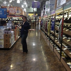 Photo taken at Total Wine & More by Trisha B. on 11/22/2012