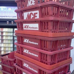 Photo taken at Ace Hardware by MB Noble on 2/8/2013