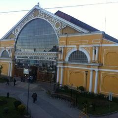 Photo taken at Terminal de Buses by José Arturo V. on 4/15/2013