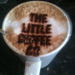 Photo taken at The little Coffee Company by Peter H. on 2/2/2013