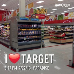 Photo taken at Target by Liberty A. on 7/23/2013