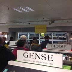 Photo taken at Magasin Lyngby by Kenneth B. on 12/28/2013