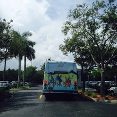 Photo taken at FLL Airport Economy Parking by Cesar L. on 9/17/2015